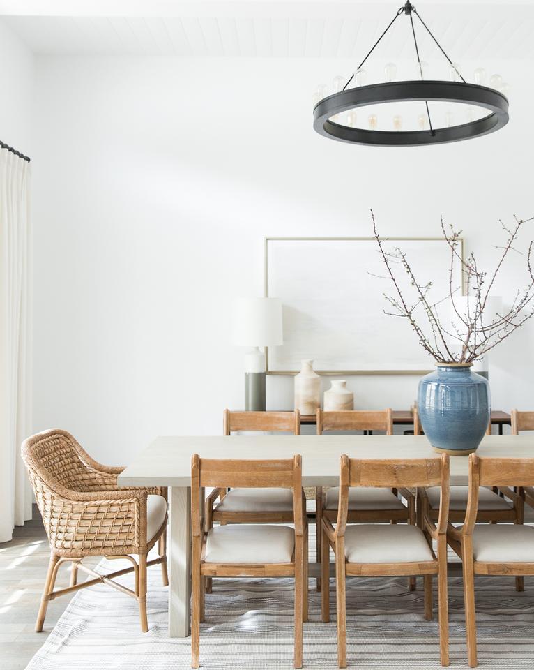 Современная мебель для гостиной в деревенском стиле