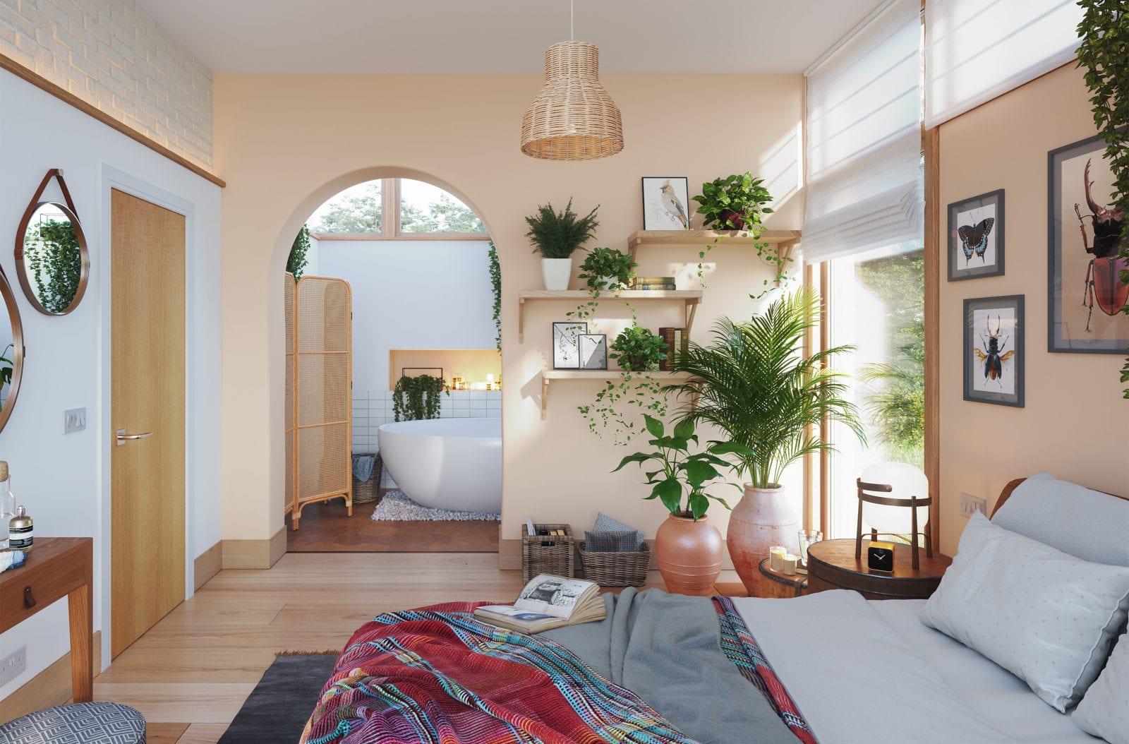 Тренд органической мебели